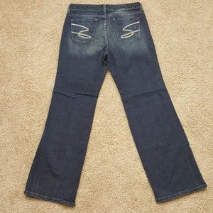 Seven 7 Boot Cut Flare Jeans Size 10